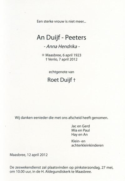 An Duijf - Peeters-2