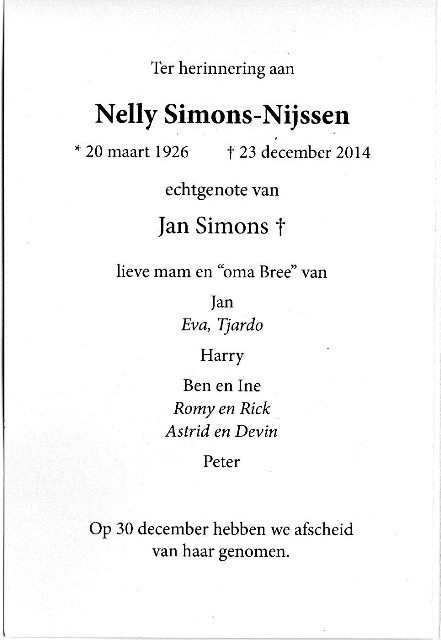 Nelly Simons 2
